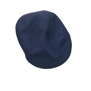 Kangol Tropic Ventair 504 Large Blue Newsboy Hat